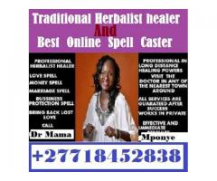Verified Voodoo Love Spell Caster  at +27718452838