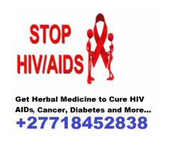 Find the cure for HIV AIDS +27718452838.