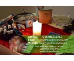 Powerful love spells in Kampala +256706532311