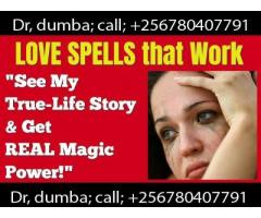Bring lost love again +256780407791