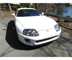 Toyota Supra Twin Turbo 1994