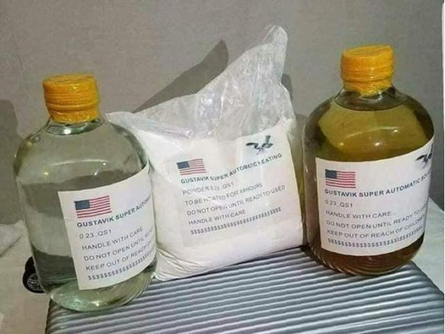 Chemicals for cleaning black money+254781573079