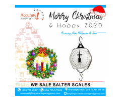 Accurate Salter Hanging Scales in Kampala.