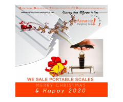 Favourable Prices for Portable Scales in Uganda.