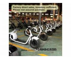 Electric scooter citycoco 3000W motor
