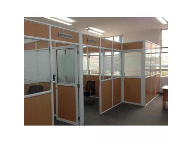 ALUMINIUM OFFICE PARTITIONING KAMPALA(U)