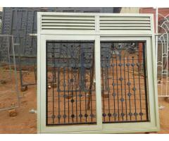 ALUMINIUM DOORS AND WINDOW FABRICATORS KAMPALA(U)