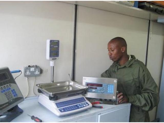 Calibration and re-verification services