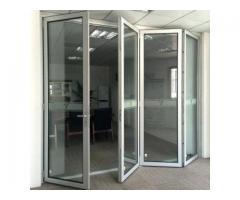 FOLDING ALUMINIUM DOORS KAMPALA(U)