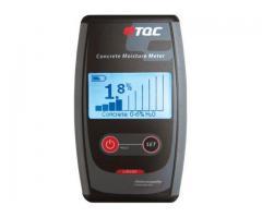Concrete flooring moisture meters