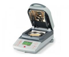 Moisture meters and analyzing  balances