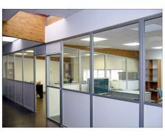 ALUMINIUM OFFICE PARTITIONING KAMPALA(U)