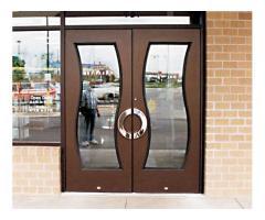 Commercial Door Fronts Kampala(U)