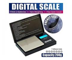 Pocket mini  weighing scales