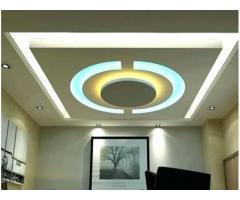 gypsum ceiling installation kampala(u)