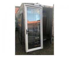 TRANSLUCENT HINGED DOORS KAMPALA
