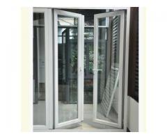 Swing Aluminium Doors In Ugands