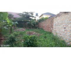 Land in kiira Mulawa