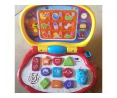 Vtech Brilliant Baby Laptop
