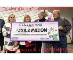 Mega millionaire jackpot lottery +256780407791