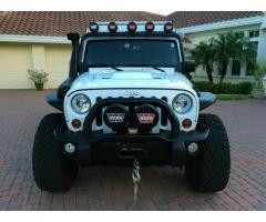 2013 Jeep Wrangler Unlimited Rubicon