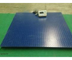Digital 3 ton electric warehouse weighing scales