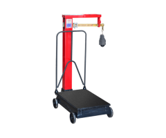 mechanical platform weighing scales