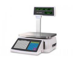 Retail Bar Code Printing Label Scales