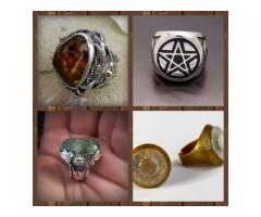 MAGIC RINGS & WALLETS - powerful spells caster