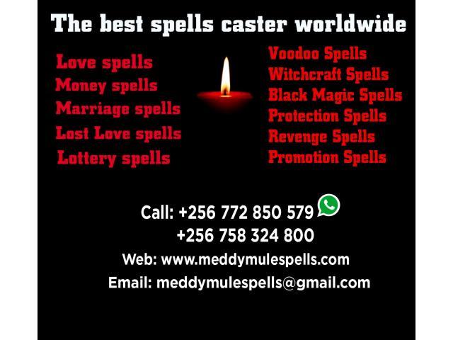 Witchcraft love spells in Kenya +256772850579