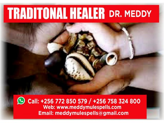Reliable Witch Doctor in K'la Uganda +256772850579