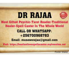 Most Famous Spell Caster In Uganda +256700968783