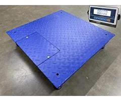 Platform floor scale industrial weighing scale