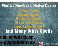 No 1 Spell Caster In The World +256700968783