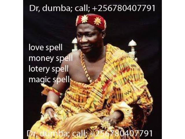 traditional healer in Uganda +256780407791