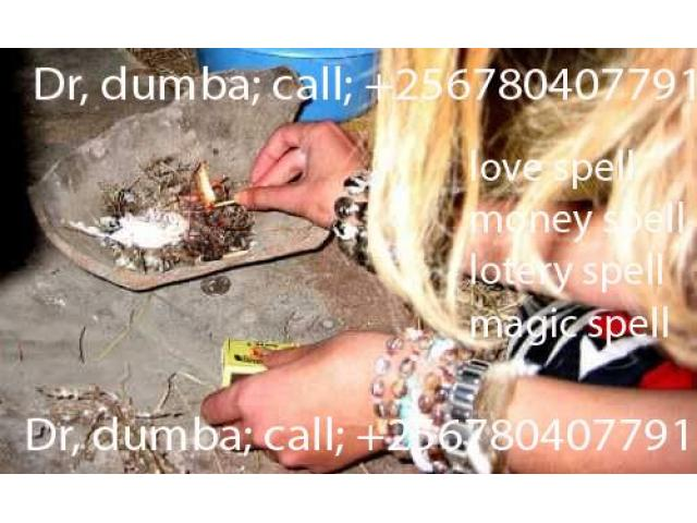 best witch doctor in Uganda +256780407791