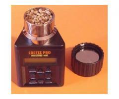 Digital coffee beans moisture meter
