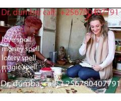 witch healing doctor +256780407791