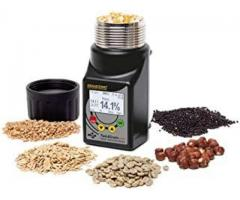 grain moisture meter for seeds and grains