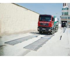 Single Axle Weighbridges supplier in Uganda