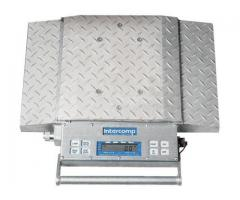 Electronic High Precision Scoop Scales in Uganda