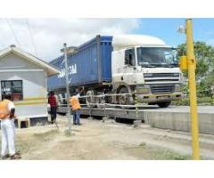 Civil work experts for weighbridges in Kampala