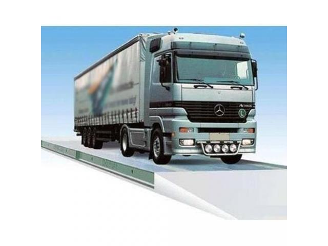 Automatic weighing by Weighbridges