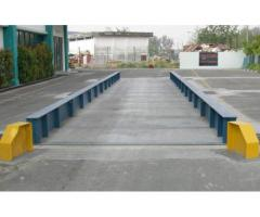 Special weighbridges (up to 400t) for sale