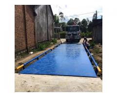 Hot galvanised steel weighbridge suppliers