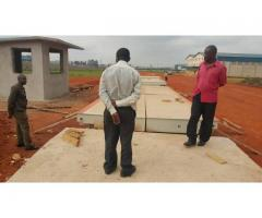 Weighbridge repair by Certified Engineers