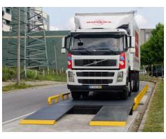 Easy to transfer weighbridges in uganda