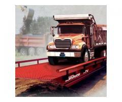 Hot galvanised steel weighbridge suppliers