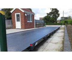 Large-capacity weighbridges for sale in kampala