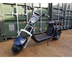 Harley Citycoco electric scooter Big wheel